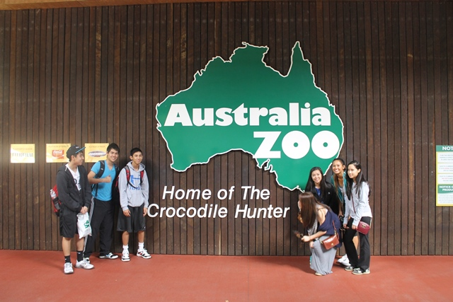 Australia Zoo School Groups